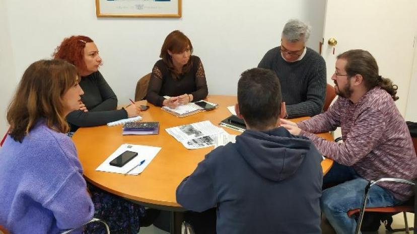 Apoyamos las reivindicaciones del comité de empresa del Ayuntamiento de Mairena del Aljarafe