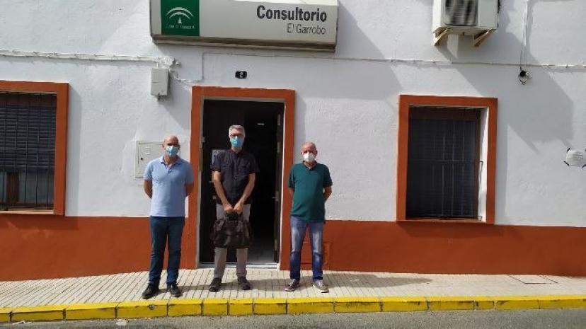 IU Sevilla lamenta que la Junta esté asfixiando aún más a la 'España vaciada' con el desmantelamiento de la sanidad pública
