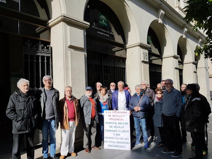Marea Blanca entrega un Manifiesto para la movilización estatal contra las listas de espera en la sanidad
