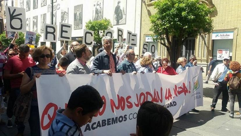 Presupuestos de Andalucía 2018: PSOE y C's le niegan a Sevilla necesidades básicas de sus pueblos y ciudades