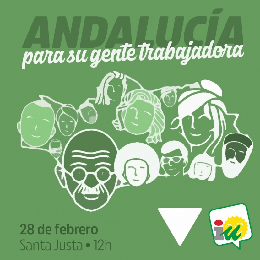 28F: Por una Andalucía libre, republicana y federal (+boletín 'En Red' nº 3)