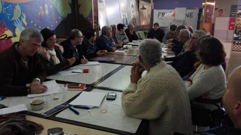 Se constituye la Asamblea IU Aljarafe Comarcal