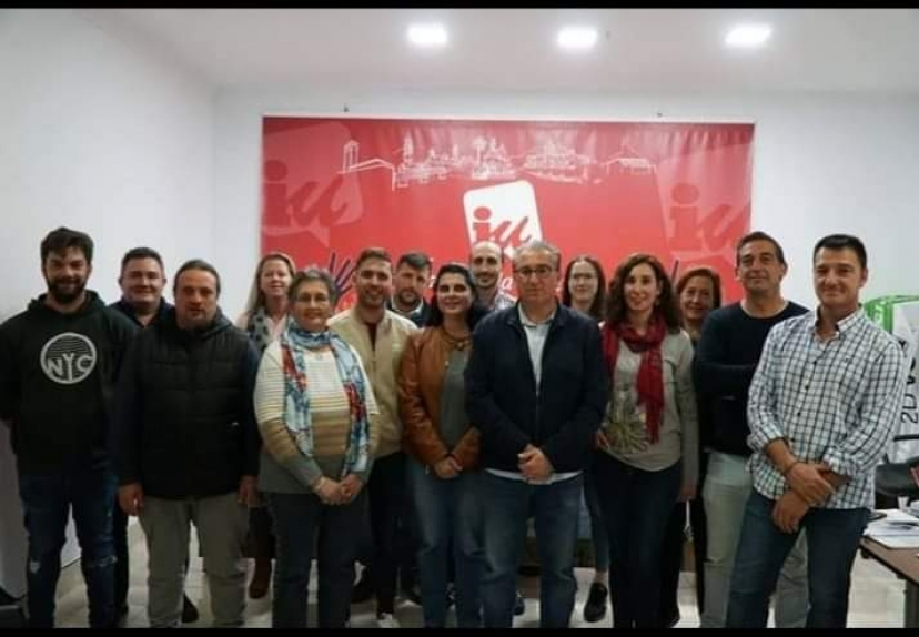 Lora del Río: IU plantea un Acuerdo Estratégico para la recuperación social y económica del municipio