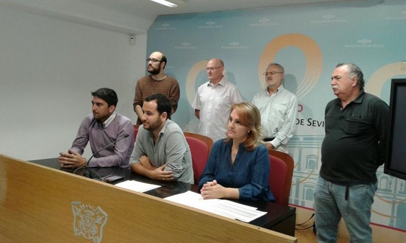 Comunicado de la Ejecutiva Local de IU Sevilla sobre el presupuesto municipal de 2017