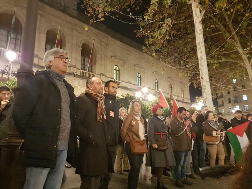 Apoyamos la concentración por la libertad de Ahed Tamimi