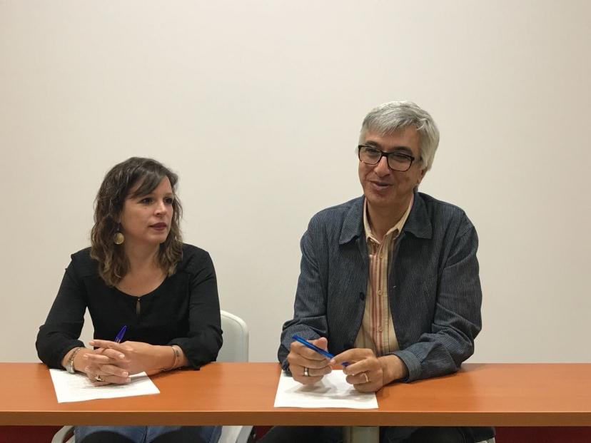 Presentado en Sevilla el Manifiesto Adelante Andalucía por IU y Podemos Sevilla