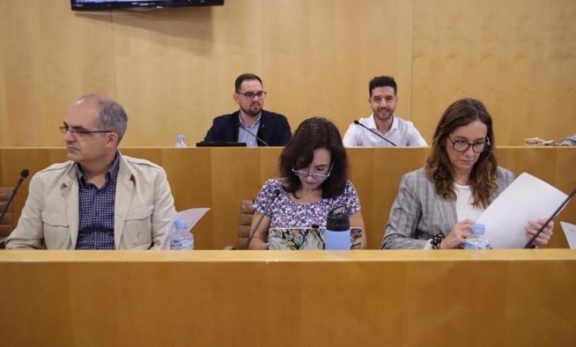 """El presidente de Diputación """"vende"""" como reactivación de la economía medidas aprobadas antes del estado de alarma"""