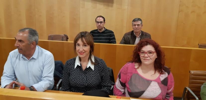 Denuncia al PSOE por el uso partidista de las inversiones de Diputación