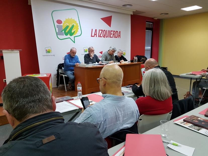 Red de Activistas IU Sevilla en Defensa de las Pensiones Públicas