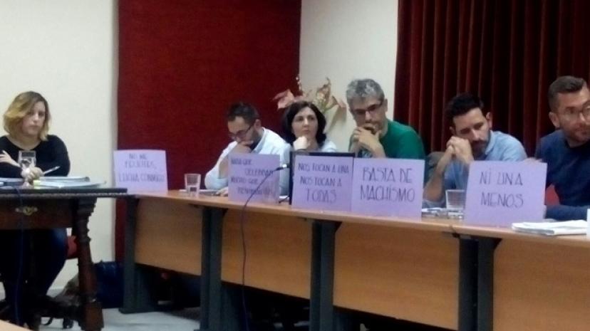 Gerena: El pleno aprueba, a iniciativa de IU, solicitar la fiscalización de las cuentas municipales y acudir a la Fiscalía de Sevilla