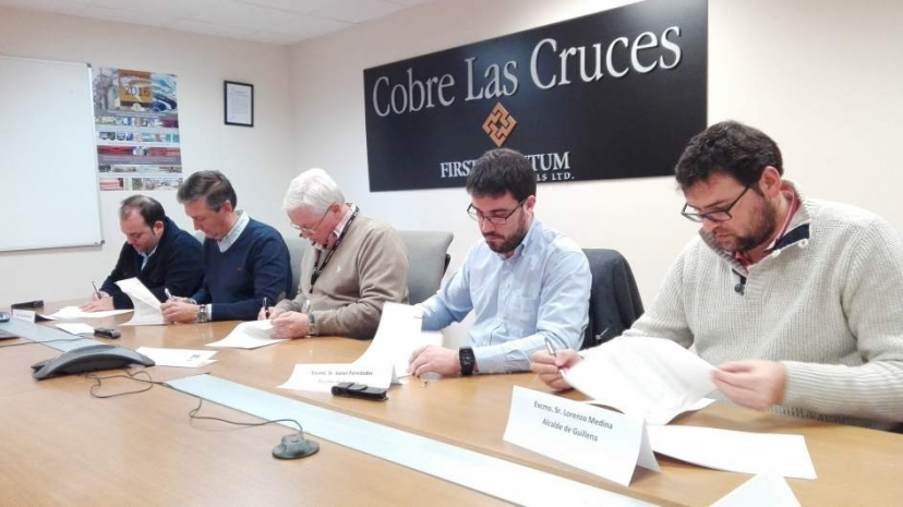 """Ayuntamiento de Gerena (PSOE): """"Cobre Las Cruces nos engañó claramente"""""""